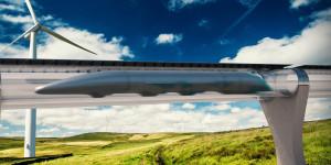 Arriva Hyperloop, il treno del futuro
