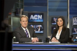 The Newsroom- La serie tv fra le quinte del giornalismo americano