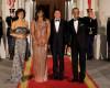 L'ultima cena di Obama: la Casa Bianca ospita il premier Renzi