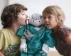Nao, il robot amico dei bambini diabetici