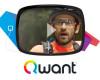 La Home page di Qwant